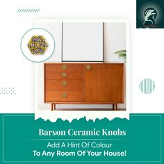 This ceramic Bearson yellow coloured knob with floral print would look fantastic in a kitchen, bedroom, living room or office. Add a hint of colour to any room of your house! This decorative knob is suitable as a dresser drawer handle, cabinet pull or cupboard knob. Who knew a small thing like cabinet hardware could have such a big impact on your decor?! Our decorative knobs are easy to install and affordable. Dresser Drawer Handles, Cupboard Knobs, Dresser Drawers, Cabinet Hardware, Drawer Pulls, Draw Knobs, Thing 1, Decorative Knobs, Furniture Knobs