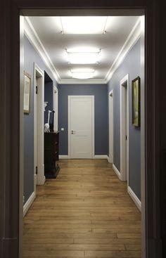 холл коридор: фото дизайна интерьера - автор ДИА (МАО)