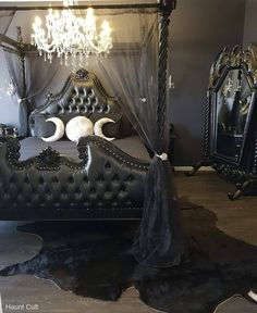 Gothic Room, Gothic House, Gothic Living Rooms, Victorian Gothic Decor, Gothic Interior, Interior Design, Dark Home Decor, Goth Home Decor, Gypsy Decor