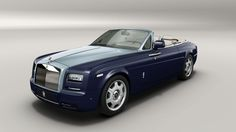 Drophead Coupe two tone