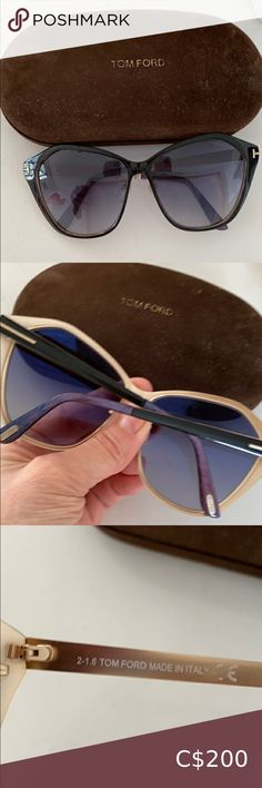 blk and gold Tom Ford Accessories Sunglasses Sunglasses Accessories, Women Accessories, Tom Ford Sunglasses, Womens Toms, Cat Eye, Fashion Tips, Fashion Trends, Metal, Gold