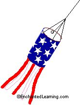 Memorial Day Crafts, Activities and Worksheets: - EnchantedLearning.com