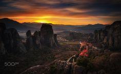 Amazing Meteora - Meteora Greece
