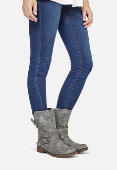 Nereida Schuhe in Grau - günstig kaufen bei JustFab