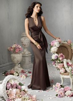 Jim Hjelm Occasions Bridesmaids and Special Occasion Dresses Style jh5827 by JLM Couture, Inc.