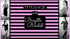 Stylizacje a'la Brigitte Bardot!!! :) Brigitte Bardot, Youtube, Youtubers, Youtube Movies