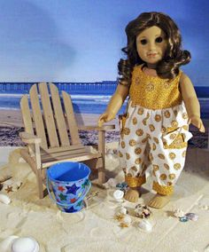 AG Doll Rebecca By the Beautiful Sea by SpecialFriendsByJudy