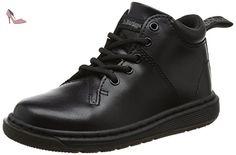 Dr. Martens Parker J, Bottes Classiques Mixte Enfant, Noir (Black T Lamper), 36 EU - Chaussures dr martens (*Partner-Link)