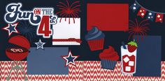 Fourth of July http://www.outonalimbscrapbooking.com/funon4thpaki2.html