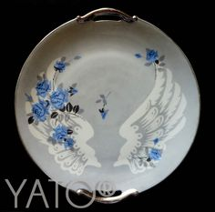 Customized Vintage Porcelain by Béa Corteel  Collection ANGEL