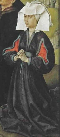 It's About Time: Women by Rogier van der Weyden 1400-1464