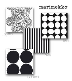Finnish fabric design from Marimekko