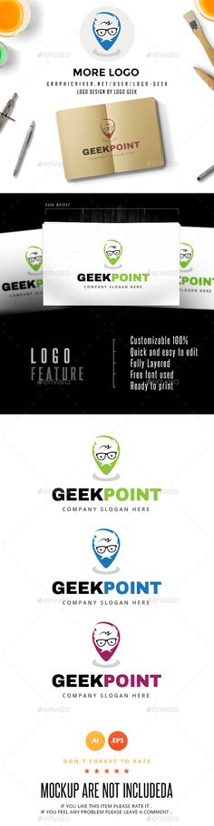 Geek Point Logo