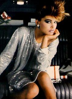 Renee Simonsen - 80s Vintage Inspiration