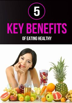 Majority of us realize that the greatest benefits of eating healthy are that we will stay physically as well as emotionally fit and also have fewer diseases. #nutrition
