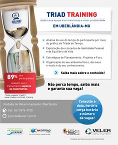 Teaser do Triad Training® em Uberlândia-MG