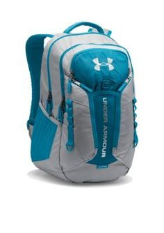 Under Armour Boys  Storm Contender Backpack - Stone Castle Bayou Silver -  One a9ddc2be41de2