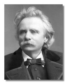 Edvard Grieg, classical composer His Piano Concerto in A Minor is probably my all time favorite. It's like listening to an epic movie score. Romantic Composers, Classical Music Composers, Boris Vian, Epic Movie, People Of Interest, Famous Faces, Musical, My Music, Reggae Music