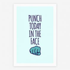 Punch+Today+In+The+Face