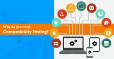 Compatibility Testing is a non-functional testing and is performed to ensure compatibility of a system, application, or website built with various other objects such as other web browsers, databases, hardware platforms, users, operating systems, mobile devices & networks etc.