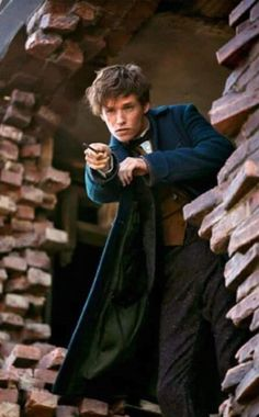 I have to say... I instantly fell in love with Newt