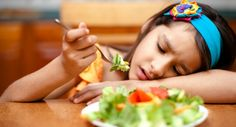 Get your kids to like healthy foods!