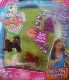 Pony, Charmed, Pocket, Jewelry, Pony Horse, Jewlery, Jewerly, Schmuck, Ponies