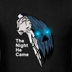 Our New Outstanding Halloween Tshirt Designs Including a GOT Night King Halloween Night, Halloween Outfits, Night King, Shirt Designs, T Shirt, Men, Supreme T Shirt, Tee Shirt, Guys