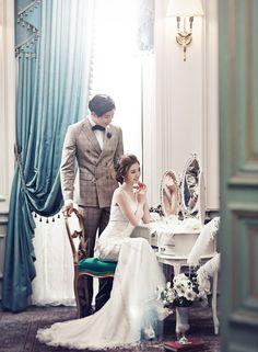 Korea Pre-Wedding Studio Photography by May Studio on OneThreeOneFour 21