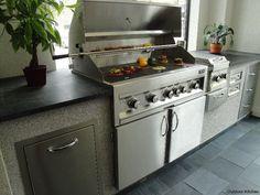 Outdoorküche Napoleon Medan : 17 best outdoor kitchens images outdoors backyard patio bbq