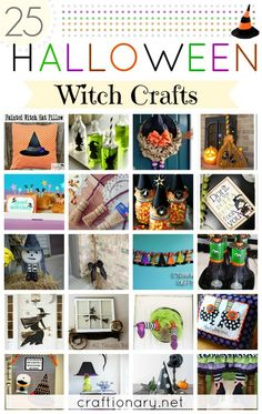 Witch Halloween ideas #witches #Halloween
