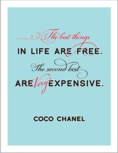 how could you not love chanel?