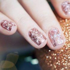 NYE nail inspo! ✨ ( @next_studio_)