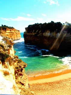 Lochard Gorge, one of the many stunning stops along the Great Ocean Road, Australia. Of My Life, Letting Go, Melbourne, Ocean, Australia, Country, Water, Photography, Travel