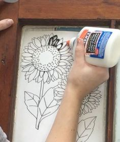 Step-by-Step Painting Techniques You'll Want to Try! Step-by-Step Painting Techniques You'll Want to Try! Stained Glass Cookies, Stained Glass Paint, Stained Glass Crafts, Fused Glass, Painted Window Panes, Window Pane Art, Painting On Glass Windows, Painted Glass Windows, Glass Painting Patterns