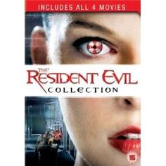 http://ift.tt/2dNUwca | Resident Evil 1-4 DVD | #Movies #film #trailers #blu-ray #dvd #tv #Comedy #Action #Adventure #Classics online movies watch movies  tv shows Science Fiction Kids & Family Mystery Thrillers #Romance film review movie reviews movies reviews