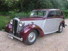 1948 Daimler DB18,