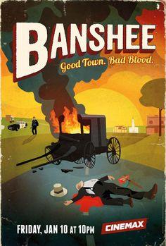'Banshee', segunda temporada