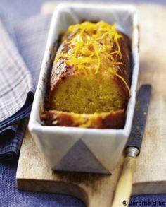 Cake à l'orange pour 6 personnes - Recettes Elle à Table
