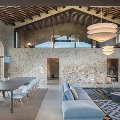 Photo 3 of 14 in Farmhouse In Girona, Spain. Browse inspirational photos of modern homes. From midcentury modern to prefab housing and renovations, these stylish spaces suit every taste.