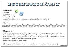 Ett mattespel som lär eleverna talens värde