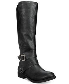 Style & Co. Lolah Boots, Only at Macy's - Boots - Shoes - Macy's $69. New boots. Can't wait to take them for a spin...
