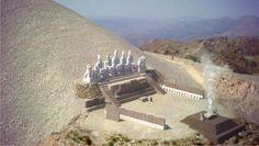 The Virtual World of Nemrud Dagi, Turkey 01