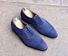 Caulaincourt shoes - Chomel VV - bleu