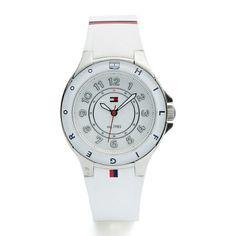 Carley Reloj, de Tommy Hilfiger. http://es.tommy.com/