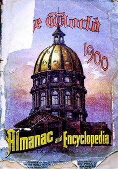 The World Almanac and Encyclopedia 1900