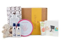 I would love the natural Citrus scent and sensuality in a cute package....!