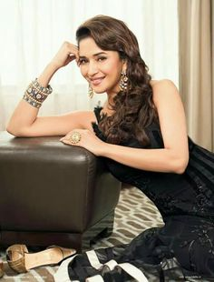 VK is the largest European social network with more than 100 million active users. Madhuri Dixit, Bollywood Stars, Girls Black Dress, Ethereal Beauty, No Name, Celebs, Celebrities, Best Actress, Timeless Beauty