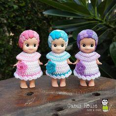 ชุดกระโปรง หกสิบ บาท บ้านนี้มีแต่ของน่ารัก มีแบบชุดให้เลือกชมมากมาย เชิญห้องนี้ค่ะ #Costumedoll_by_CatusHouse สนใจ ถูกใจ สอบถามได้นะคะ  Line id: catushouse  #crochetaddict #sonnyangel # #crafts #handicraft #dolls #handmade