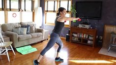 Whole Body HiiT Workout! (Preview)